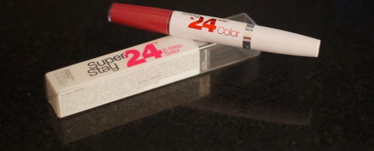 Super Stay 24H da Maybelline – Eu testei!