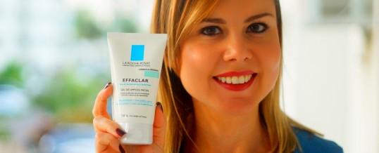 Effaclar – Gel de limpeza facial – Eu testei!